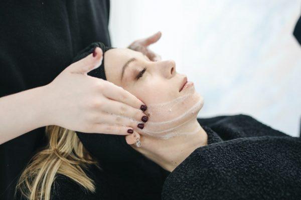 Imagen higiene facial